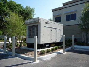 Commercial and industrial Generator Installations
