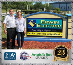 Doug & Robin Erwin