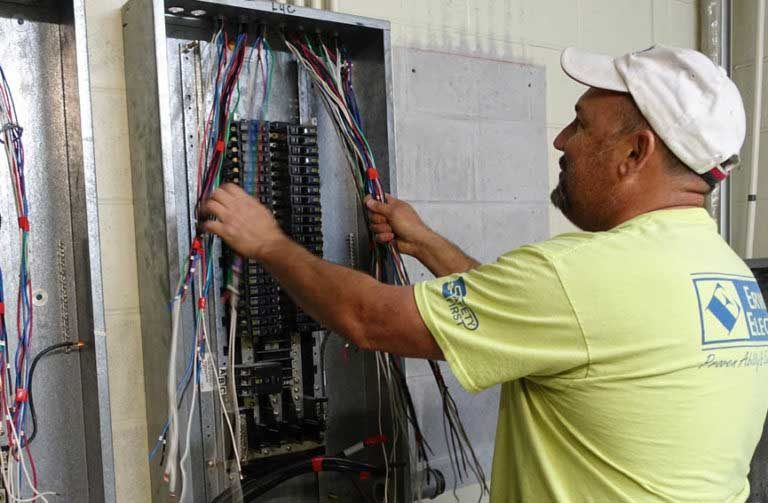 Erwin Electric Industrial Electrical Contractors