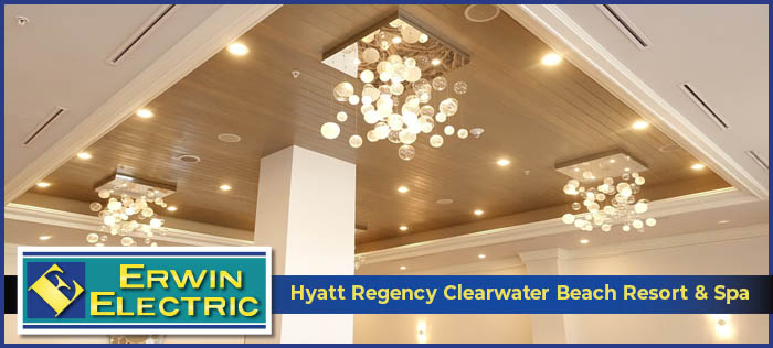 Hyatt Regency Clearwater Commercial Electrical Contractors