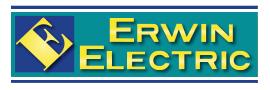 Erwin Electric Logo