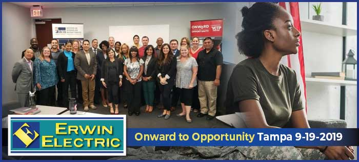 Erwin Electric Onward to Opportunity