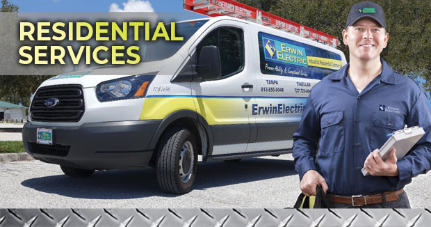Residential Services Erwin Electric