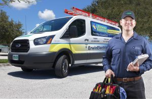 erwin electric residential and commercial service