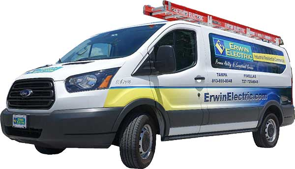 Erwin Electric Van