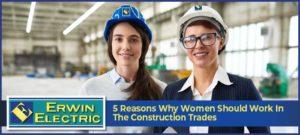 Construction Trade for Women