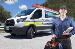 erwin electric residential service